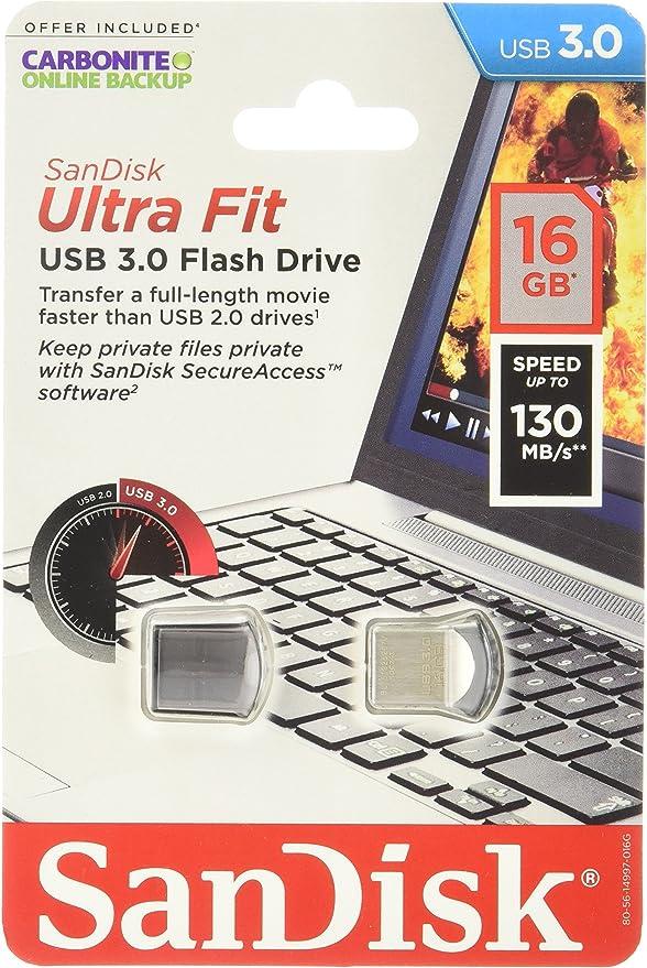 Sandisk Ultra Fit Usb 3 0 Flash Computer Zubehör