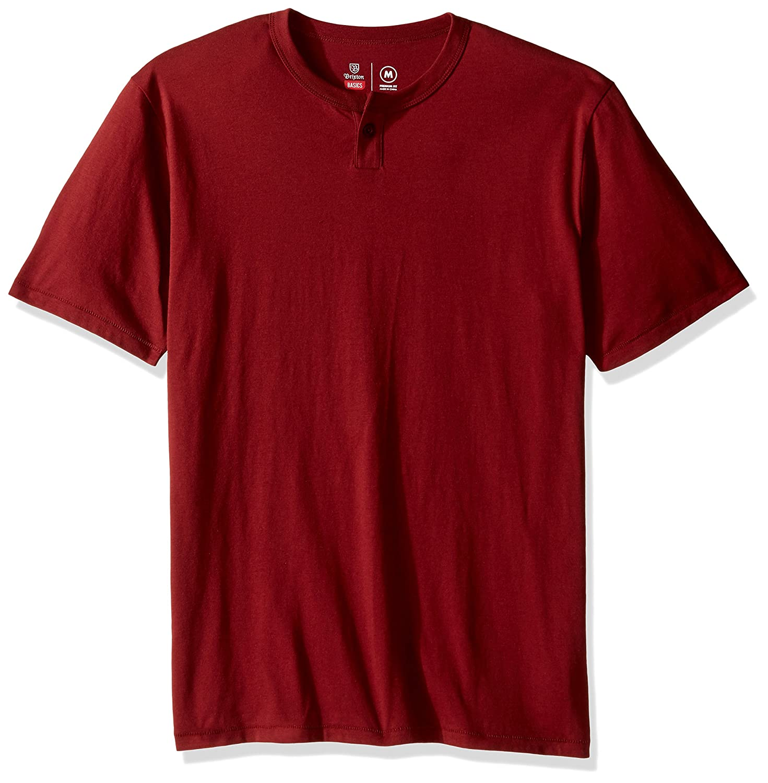 無料配達 BRIXTON ( ブリクストン ) 半袖 Tシャツ 半袖 ヘンリーネック L|レンガ/ BRIXTON BASIC SS HENLEY - OFF WHITE/ 02264 OFFWH/ メンズ B01MXEN8AN L|レンガ レンガ L, 健康無垢の材木屋 イーウッド:27cb7979 --- a0267596.xsph.ru
