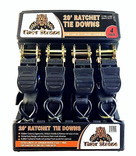 Tiger Tie Down Straps