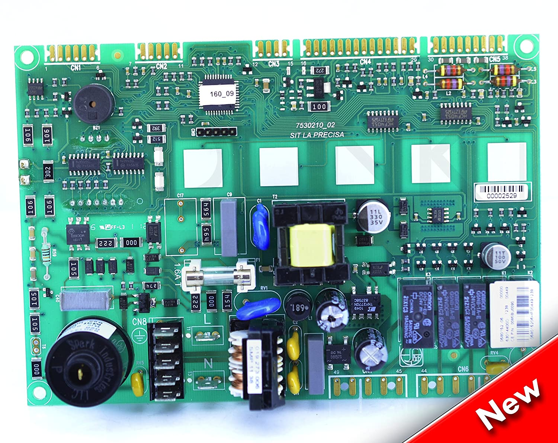 SIME ECOMFORT EV 25HE 30HE & SYSTEM 25HE BOILER PCB 6301440: Amazon ...