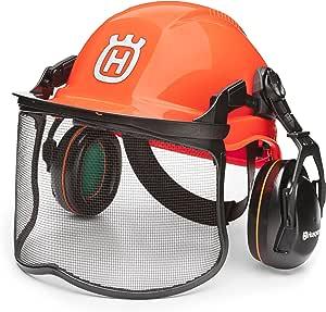 Husqvarna 592752601 Forest Head Protection Helmet