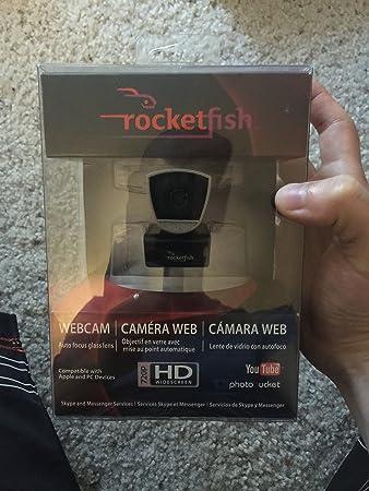 Rocketfish webcam mac drivers