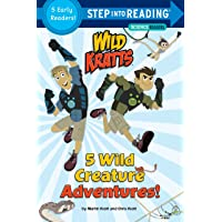 5 Wild Creature Adventures! (Wild Kratts)