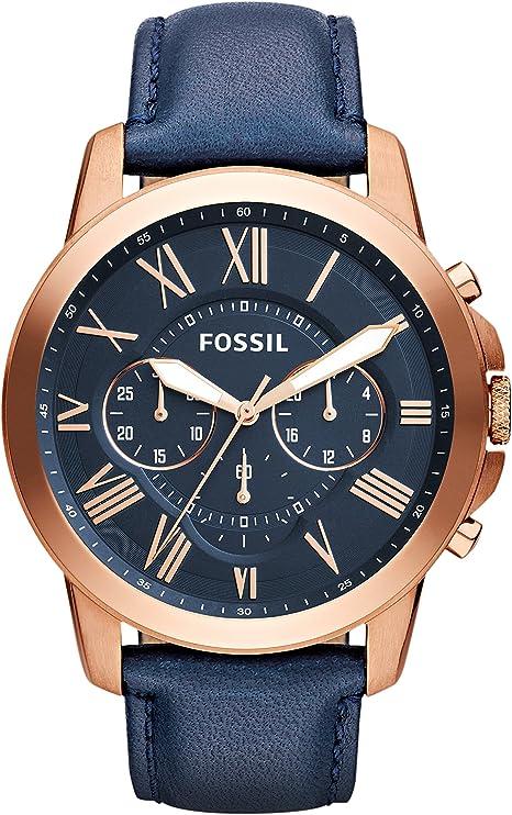Fossil Herren Armbanduhr Grant FS5061
