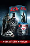Batman v Superman: DOJ (Amazon-Exclusive) (Batman Figurine) (Ultimate Edition Blu-ray + Theatrical Blu-ray + DVD + UltraViolet Combo Pack)