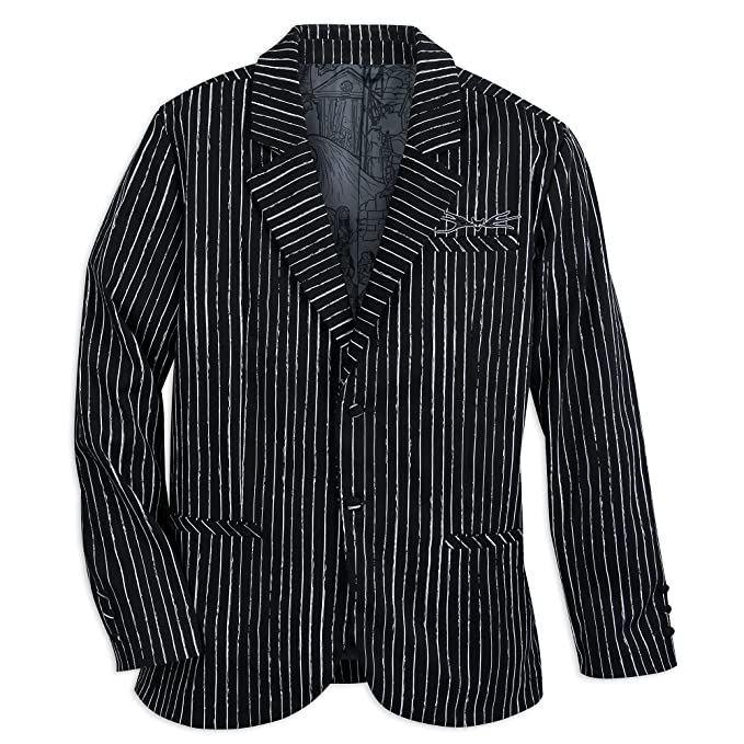 Amazon.com: Disney Jack Skellington Blazer - Chaqueta para ...
