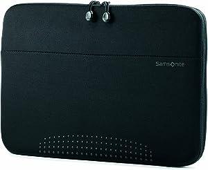 Samsonite Aramon Laptop Shuttle, Black, 15.6-Inch