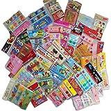 10 packs of Bento Decoration Food picks for kids original random assort set Japan import bento box accessories