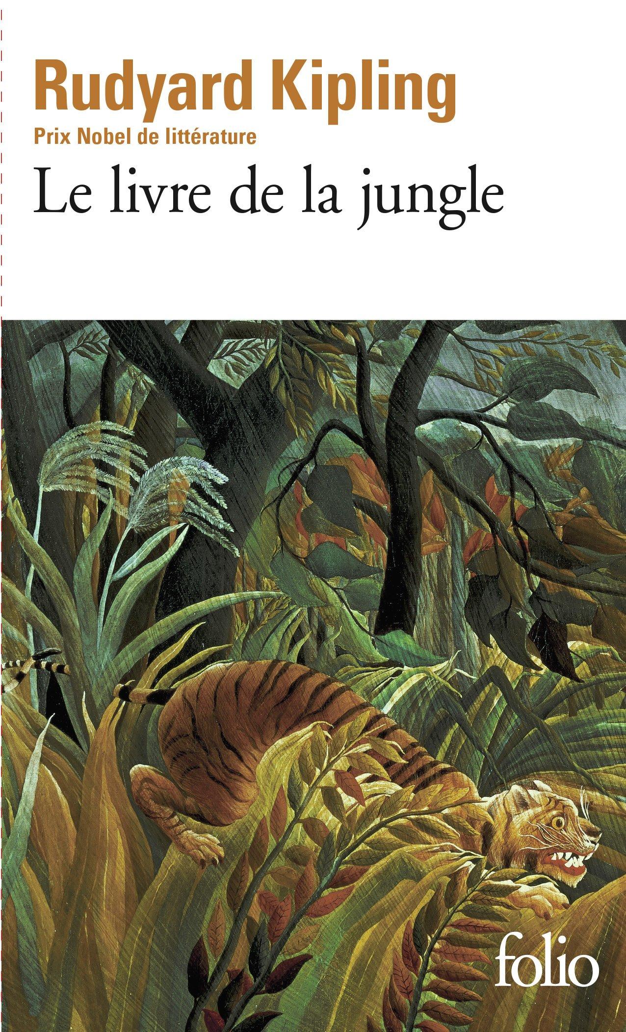 Le livre de la jungle (Folio)