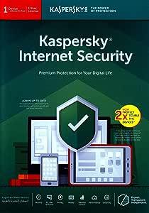 Kaspersky Internet Security, 4 Users - 1 Year