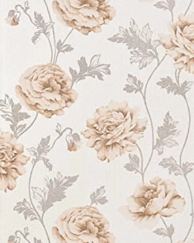 Papier Peint Floral Style Country Edem 086 23 Papier Peint