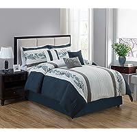 Luxury 7 Piece Comforter Set - 21336-21363 - 21500