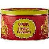 Unibic Festive Cookies, Tin, 250g