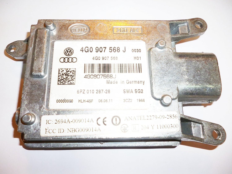 Audi A7 Lane Assist Master Control Unit NEW OEM 10-12 4g0907568j AUDI/HELLA