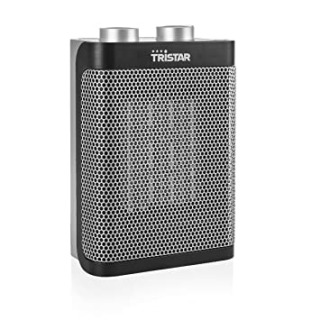 Tristar KA-5064 Calefactor cerámico eléctrico – 3 posiciones ajustables