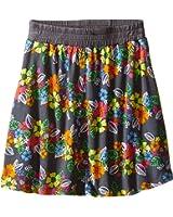 Splendid Girls' Slim Size Allover Printed Skirt
