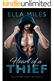 Heart of a Thief (An Unforgivable Romance Book 1)