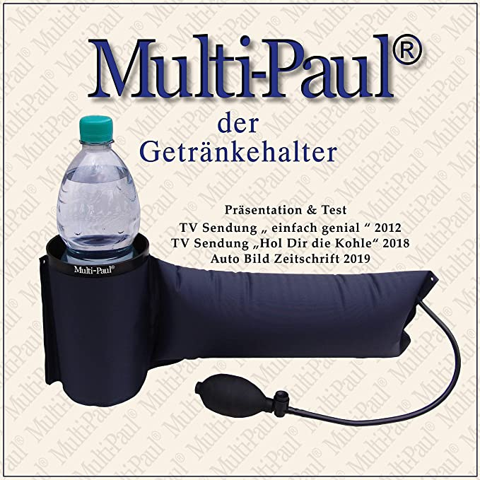 Multi Paul Auto Flaschenhalter Elektronik