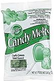 Wilton 2201-1511 Candy Melts Baking Tool, 12 -Ounce, Dark Green