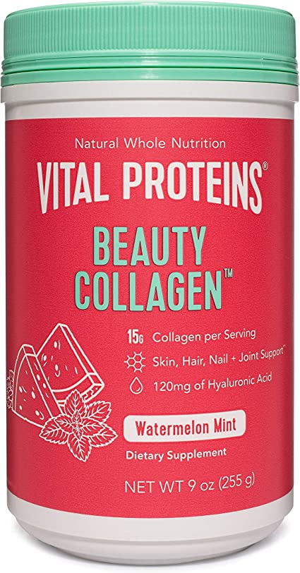 Amazon Com Vital Proteins Beauty Collagen Peptides Powder Supplement For Women 120mg Of Hyaluronic Acid 15g Of Collagen Per Serving Enhance Skin Elasticity And Hydration Watermelon Mint 9oz Canister,House Plans 5 Bedroom 2 Story