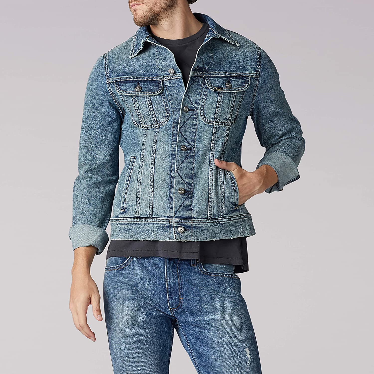 Lee Mens Denim Jacket