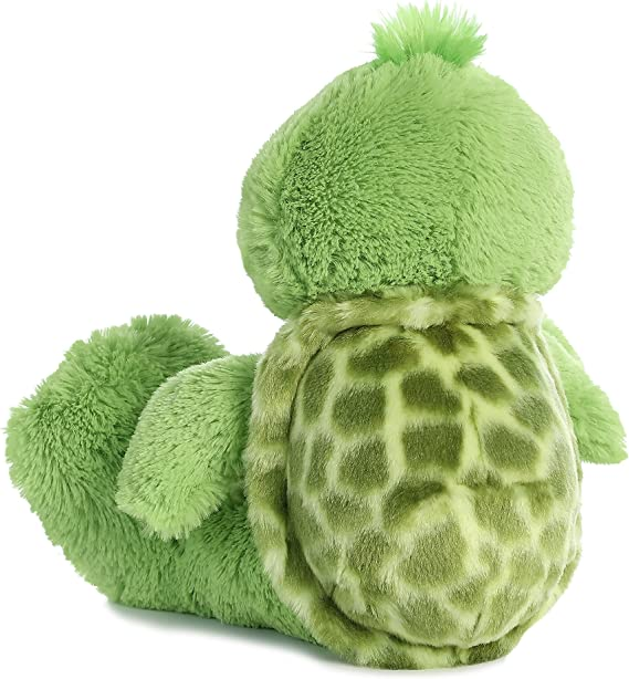 16354 Aurora World Taddle Toes Toy Tody-Tod Turtle Plush Inc