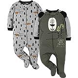 Gerber Baby-Boys' 2-Pack Sleep 'N Play