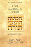 REBBE NACHMAN'S TORAH: EXODUS-LEVITICUS - Breslov Insights into the Weekly Torah Reading (English Edition)