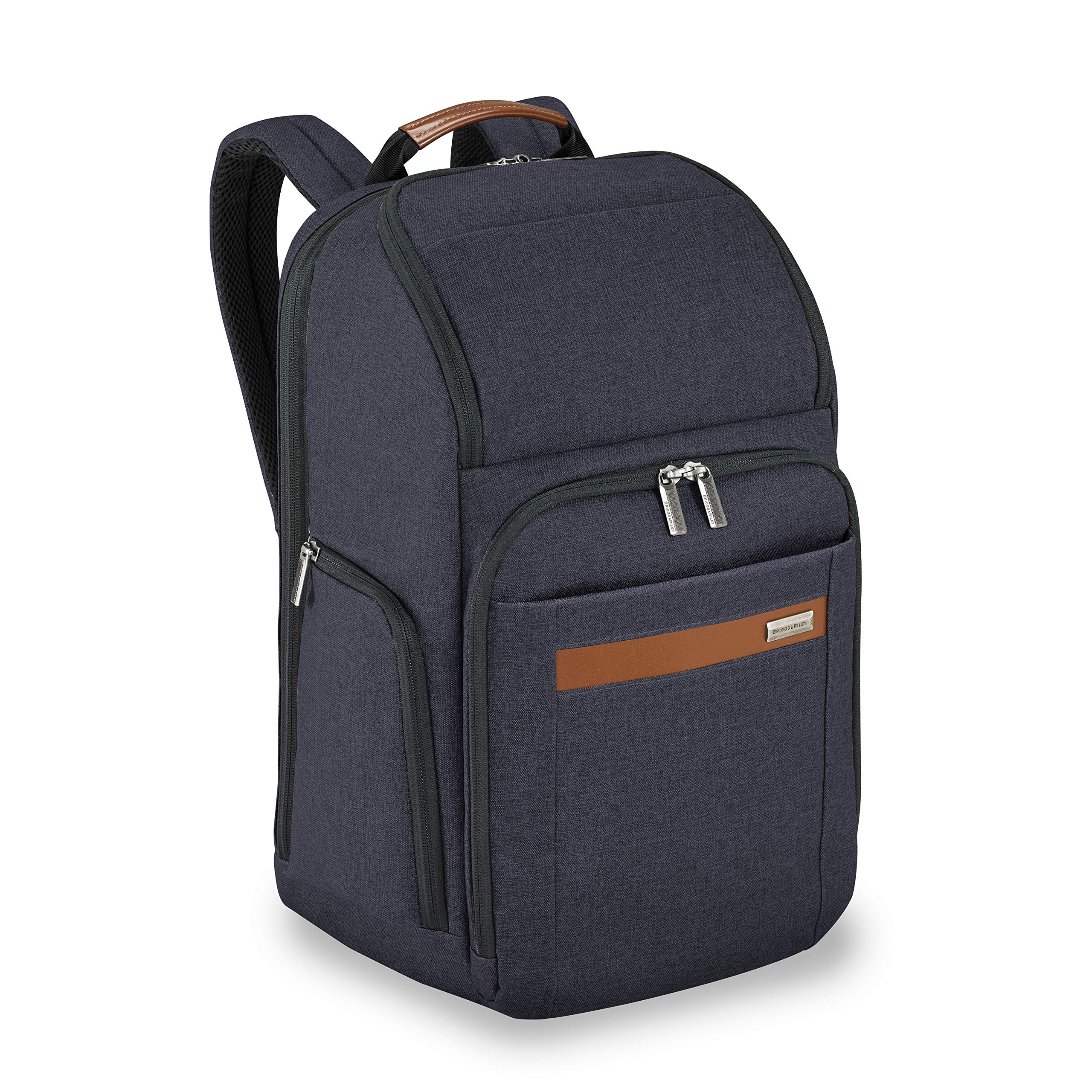 Briggs & Riley Kinzie Street Large Backpack, Navy, One Size