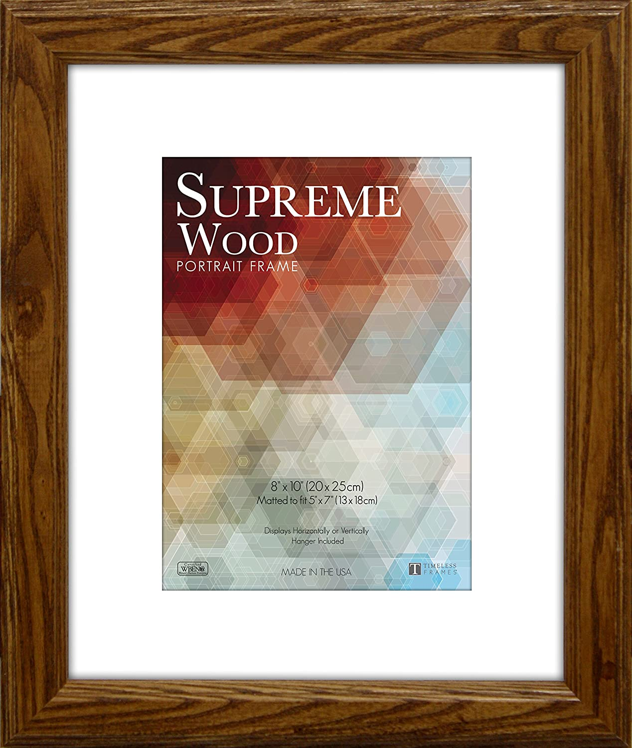 Amazon.com: Timeless Frames 11x14 Inch Fits 8x10 Inch Photo Supreme ...