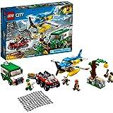 LEGO City Mountain River Heist 60175 Building Kit (387 Piece)