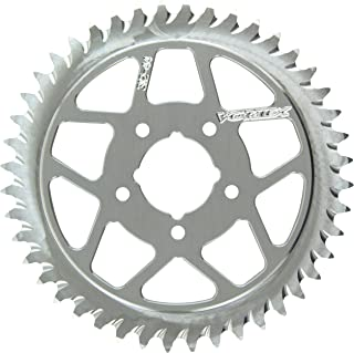 product image for Vortex 312-44 Silver 44-Tooth 415-Pitch Rear Sprocket