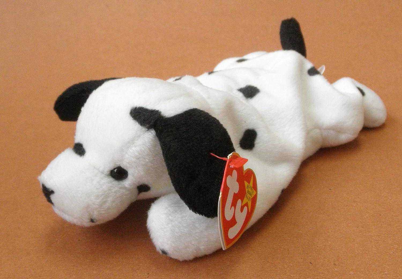 amazoncom dalmatian dog plush toy stuffed animal toys  games -