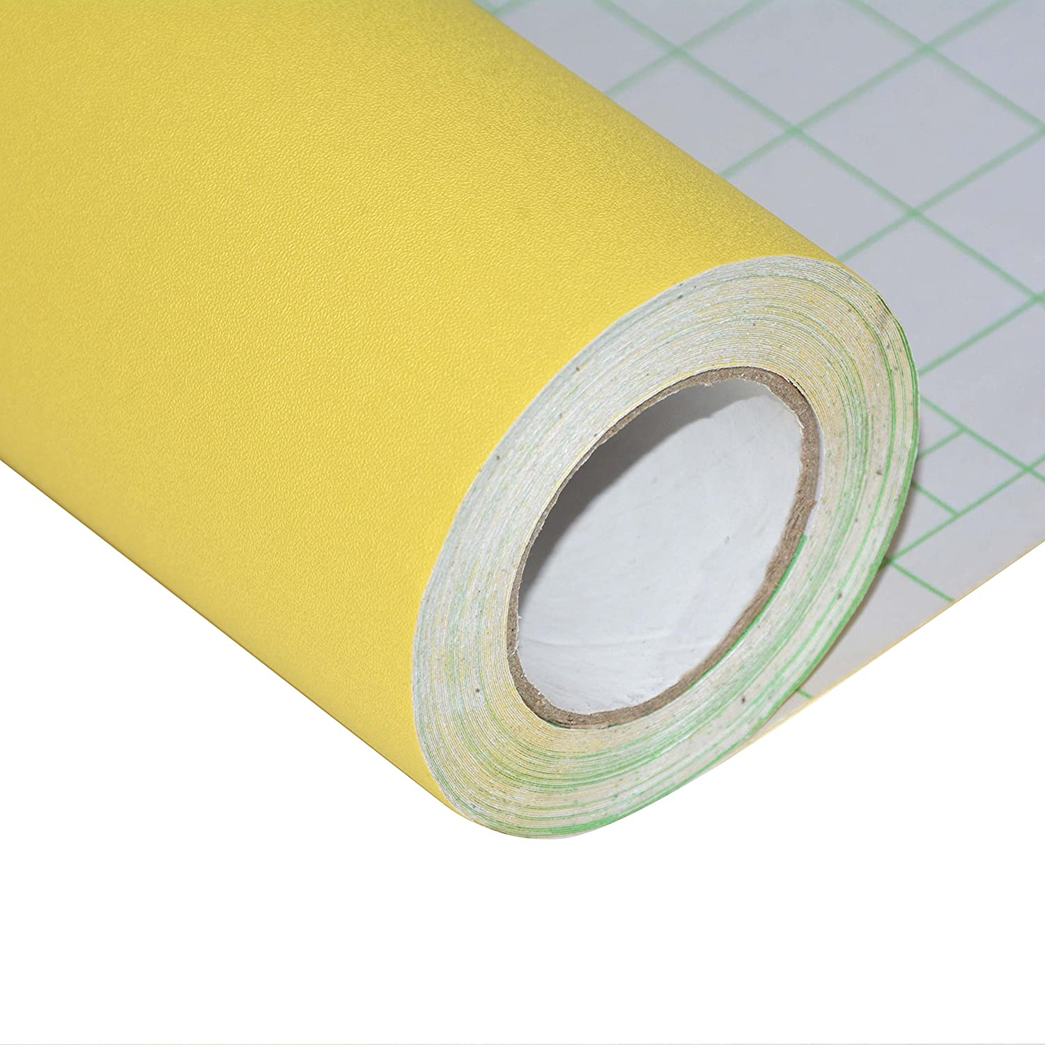 Peel and Stick Yellow Wallpaper Contact Paper 24