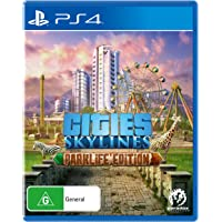Cities Skylines Parklife Edition - PlayStation 4
