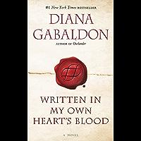 Written in My Own Heart's Blood: A Novel (Outlander, Book 8) book cover