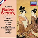 Puccini: Madama Butterfly - Highlights (Karajan)