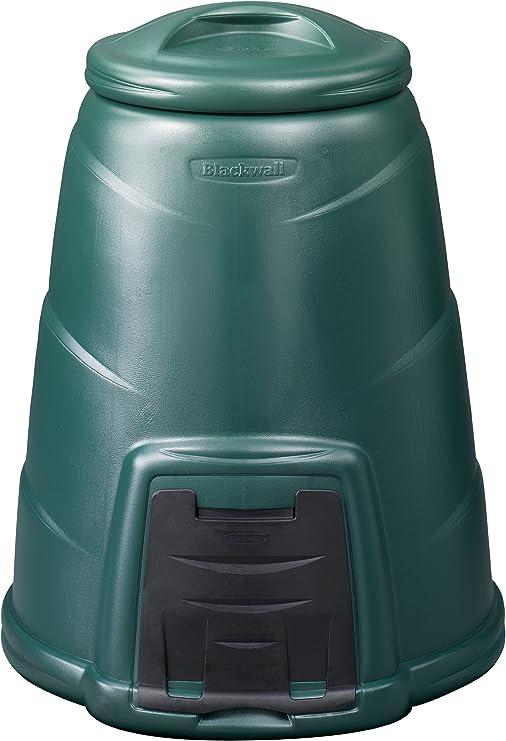 Blackwall - Compostador (330 L), color verde: Amazon.es: Jardín