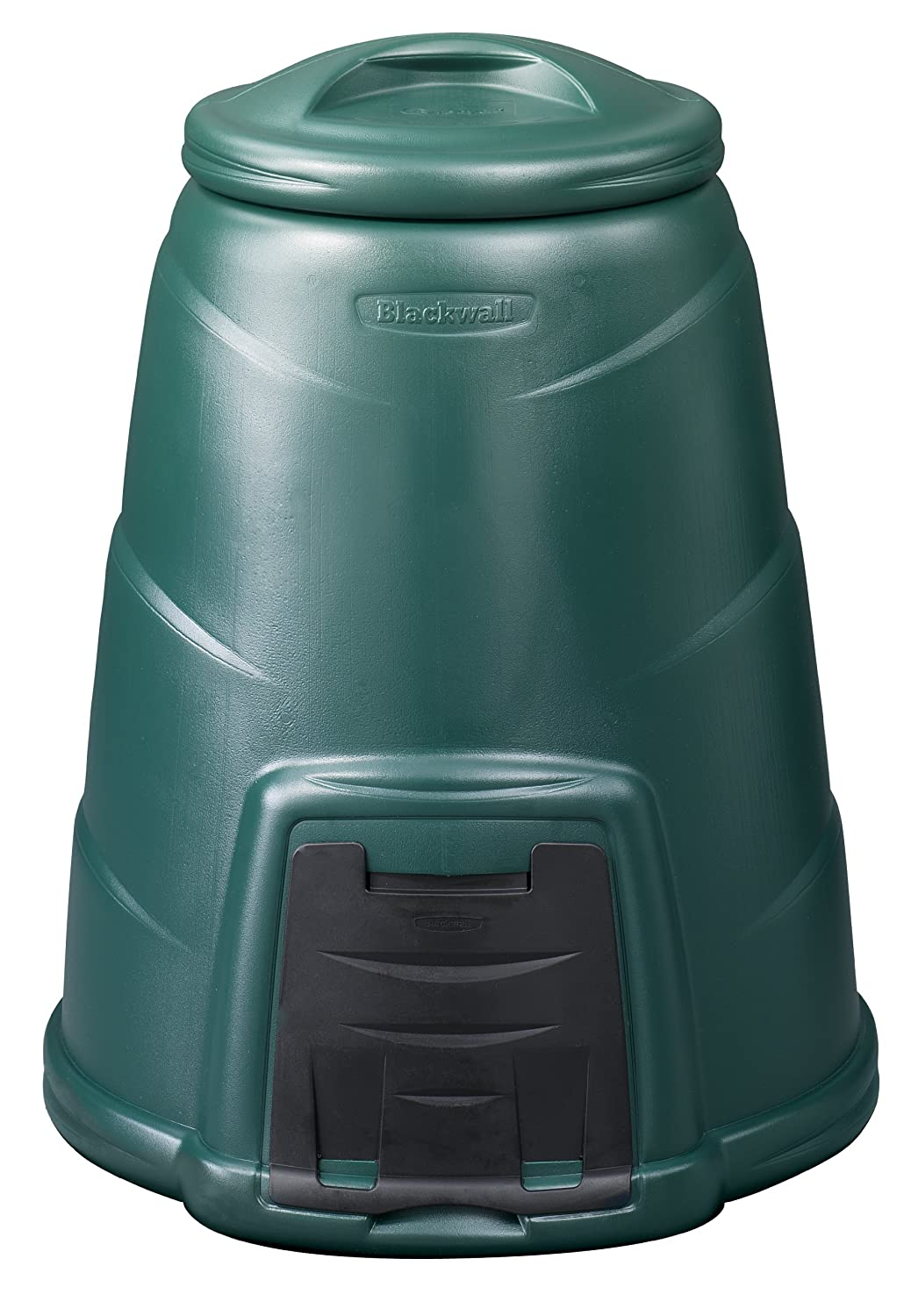 Blackwall - Compostador (330 L), color verde: Amazon.es: Jardín