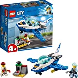 LEGO City 4+ Sky Police Jet Patrol 60206 Building Toy