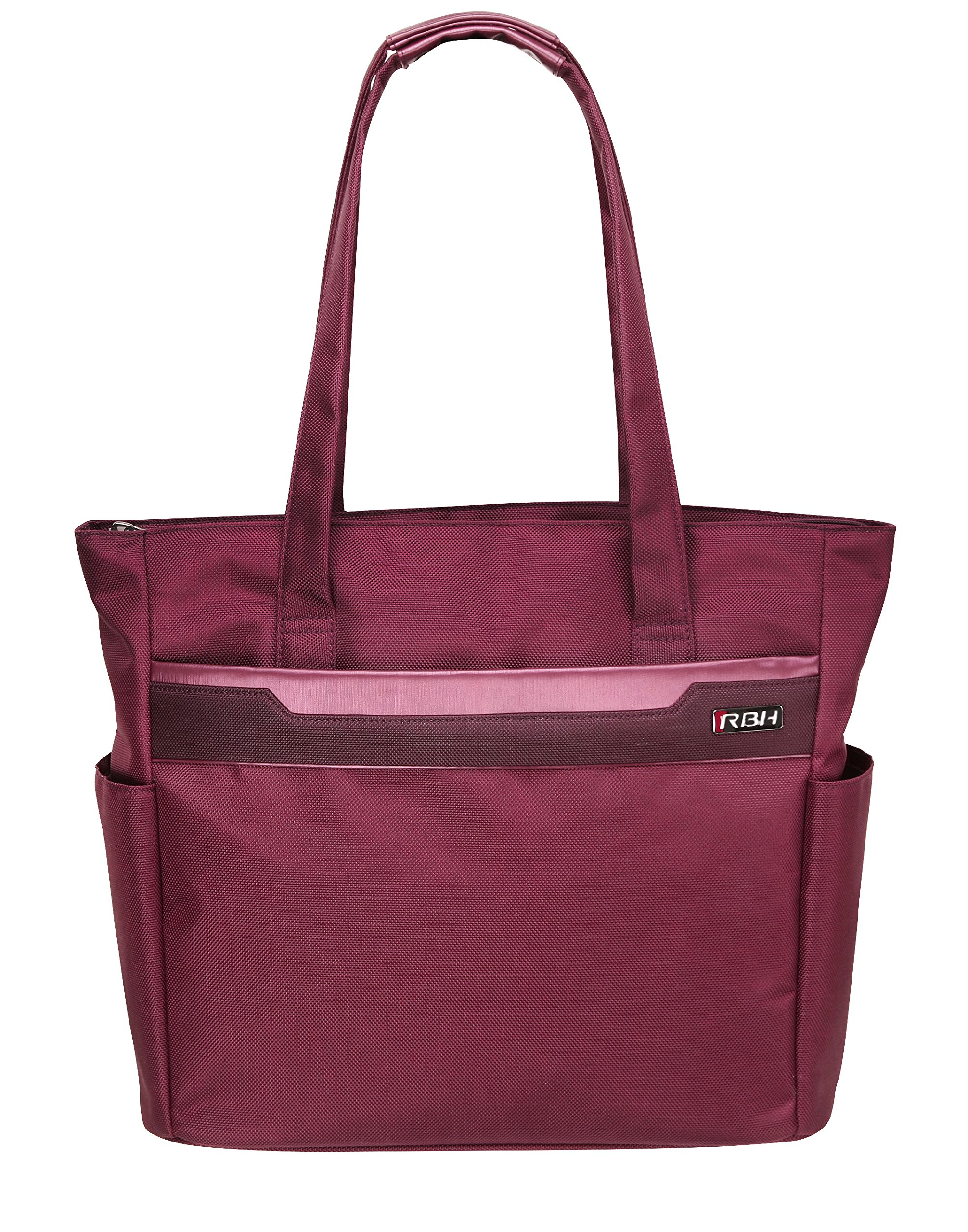 Ricardo Beverly Hills Bel Aire 18-Inch Shopper Tote, Wine, One Size