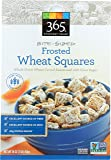 365 Everyday Value, Frosted Wheat Squares, Bite Sized, 16 oz