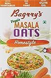 Bagrrys Home Style Masala Oats, 300g