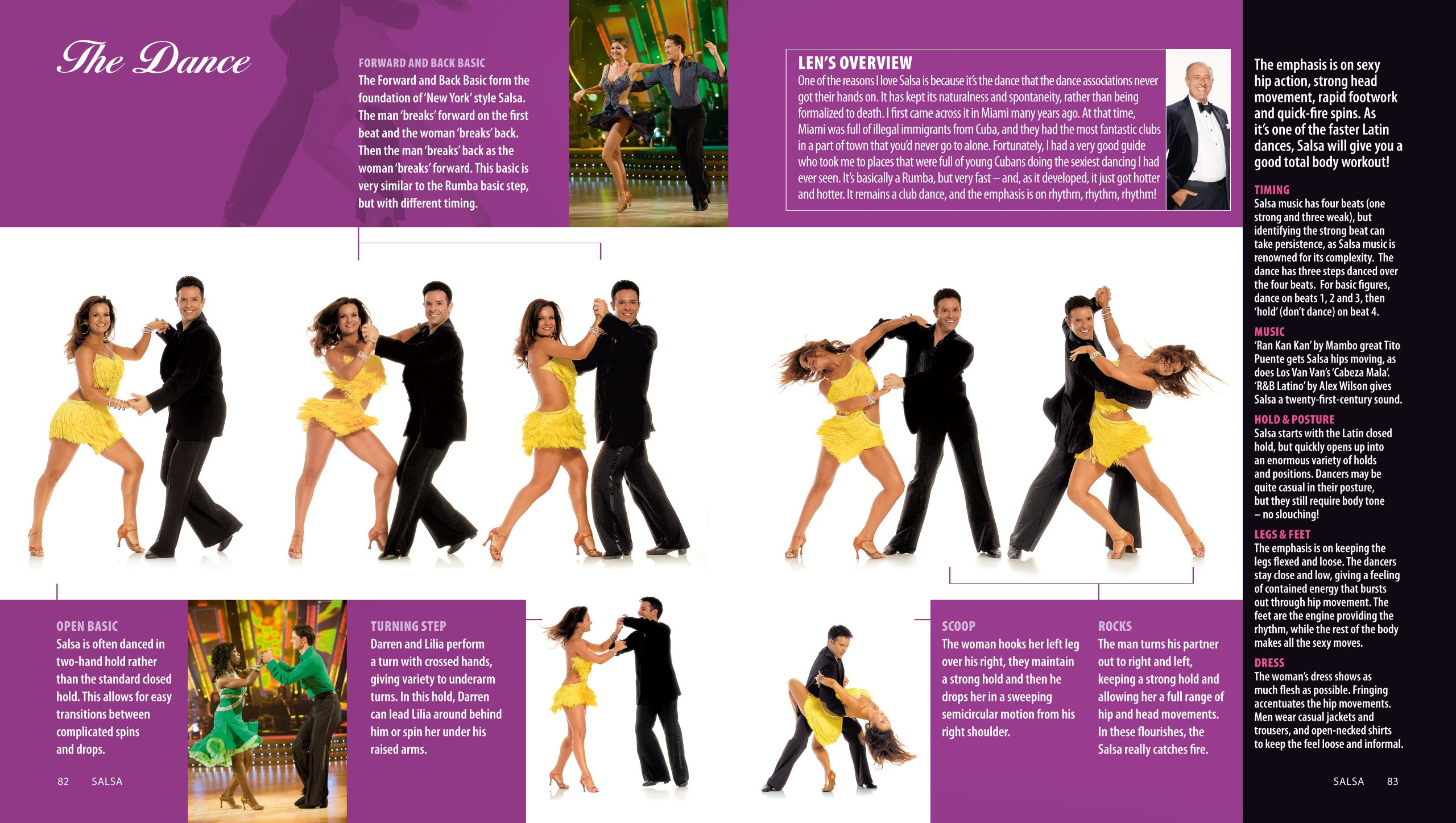 Strictly e Dancing Step by Step Dance Class Dance yourself fit
