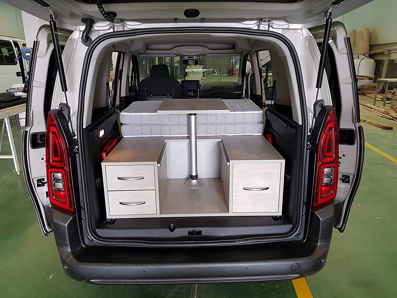 Kit Mueble Camper Combo Life XL (gris claro): Amazon.es ...