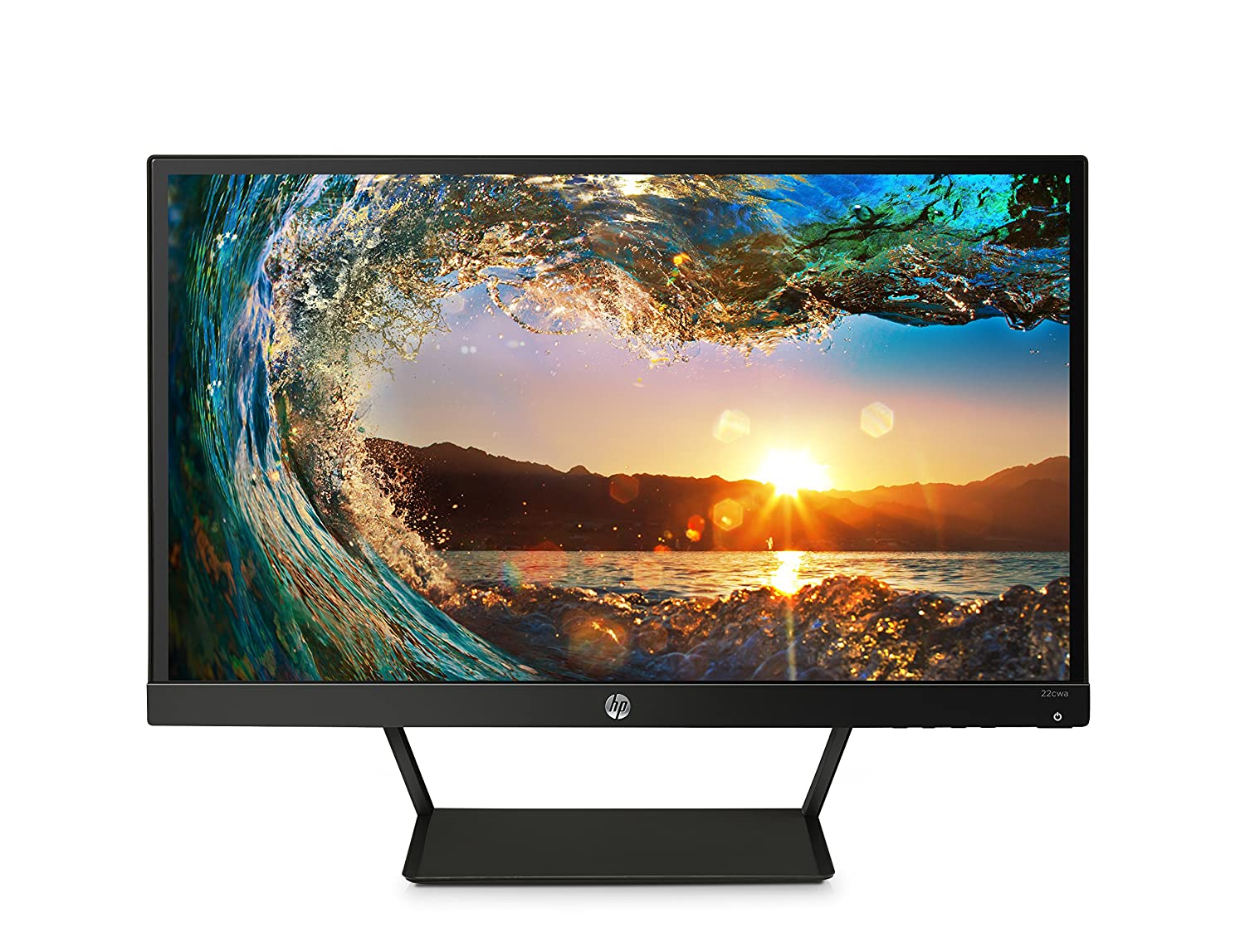HP Pavilion 21.5-Inch LED Monitor