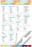 "Grocery List Planning Pad 6""x9"", 80 Sheets Per Pad"