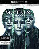 Matrix Trilogy, The (UHD/BD) [Blu-ray]