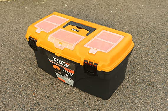 21 Premium – Caja de herramientas vacía Caja de herramientas caja de herramientas caja de herramientas Top.: Amazon.es: Bricolaje y herramientas
