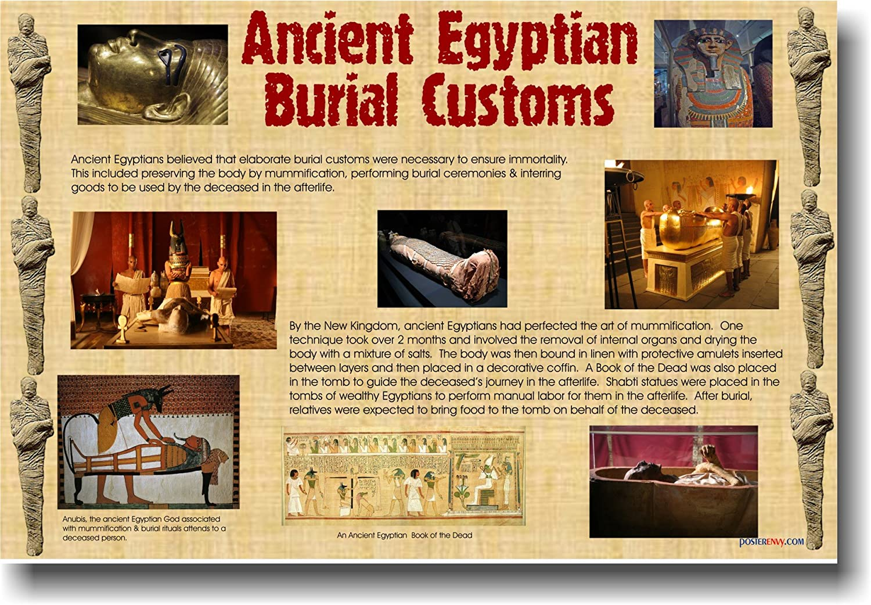 Ancient Egyptian Hieroglyphs Social Studies POSTER